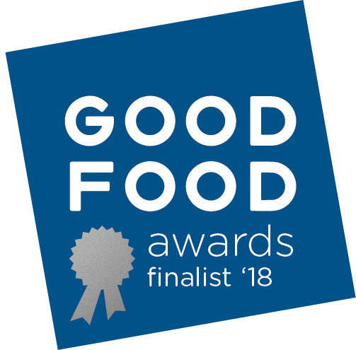 2018 Good Food Awards Winner