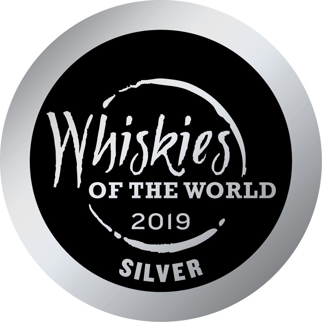 Whiskies of the World 2019 Silver