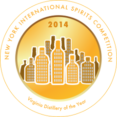 Virginia Distiller of the Year